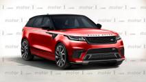 Range Rover Velar SVR – 2019