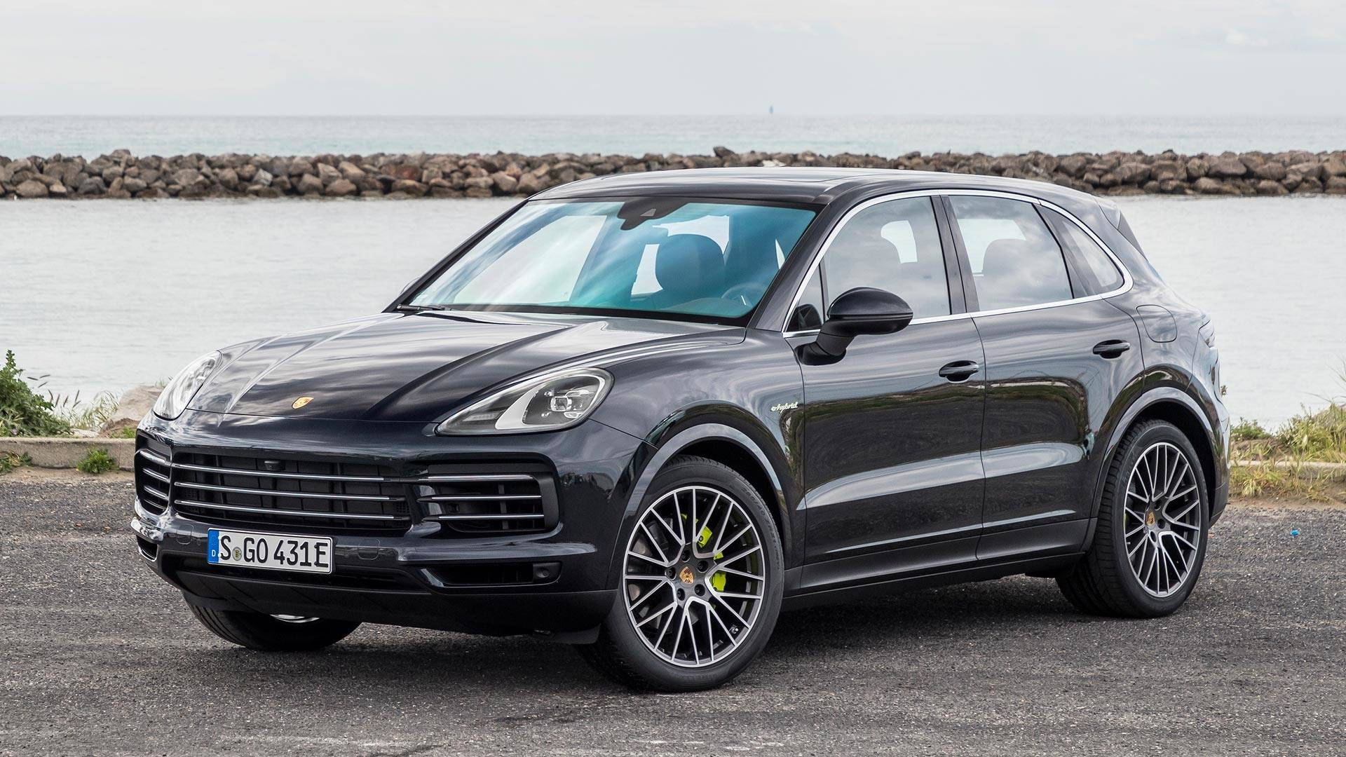 2019 Porsche Cayenne E,Hybrid First Drive Amazing Mainstream