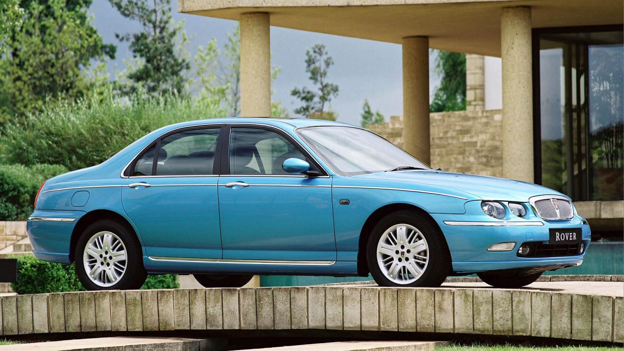 20 Jahre Rover 75