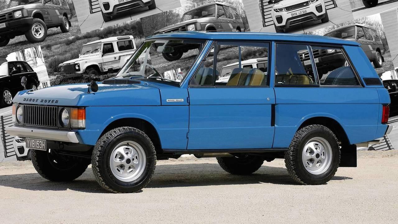 İlk Range Rover
