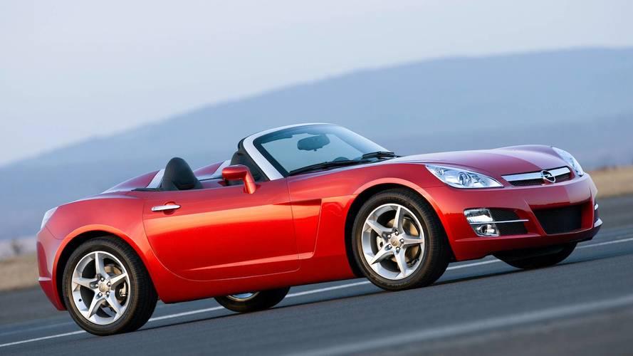 2006 Opel GT: герой своего времени