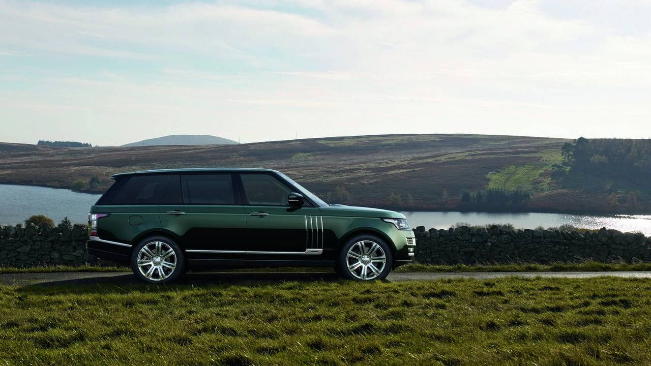 Holland & Holland Range Rover – $244,500