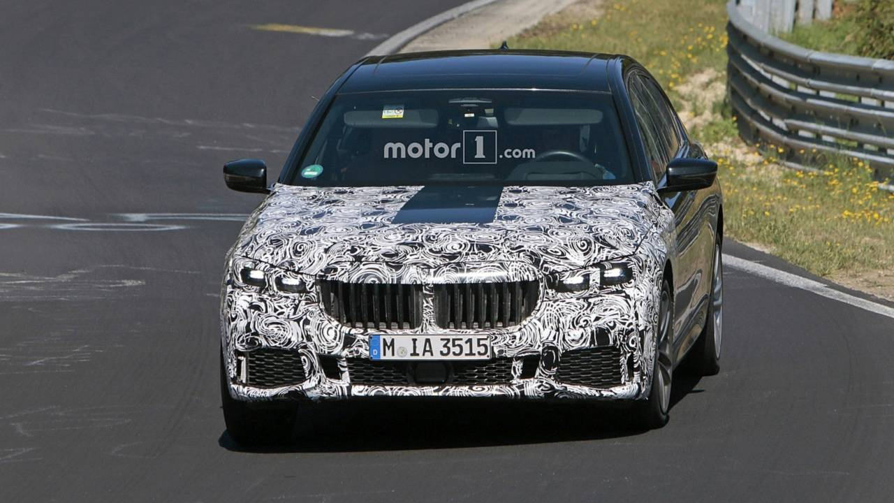 2021 BMW 7 Series Perfection New Exterior and Interior