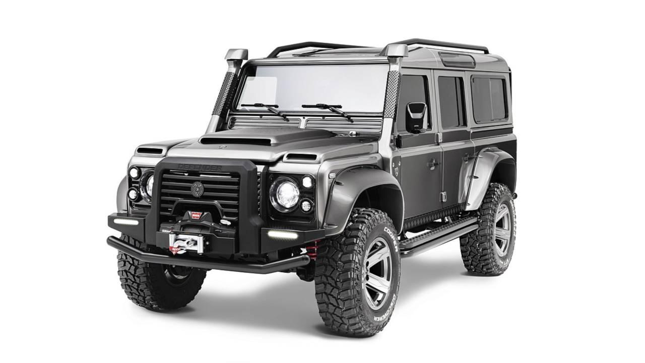 ARES Design for Land Rover Defender