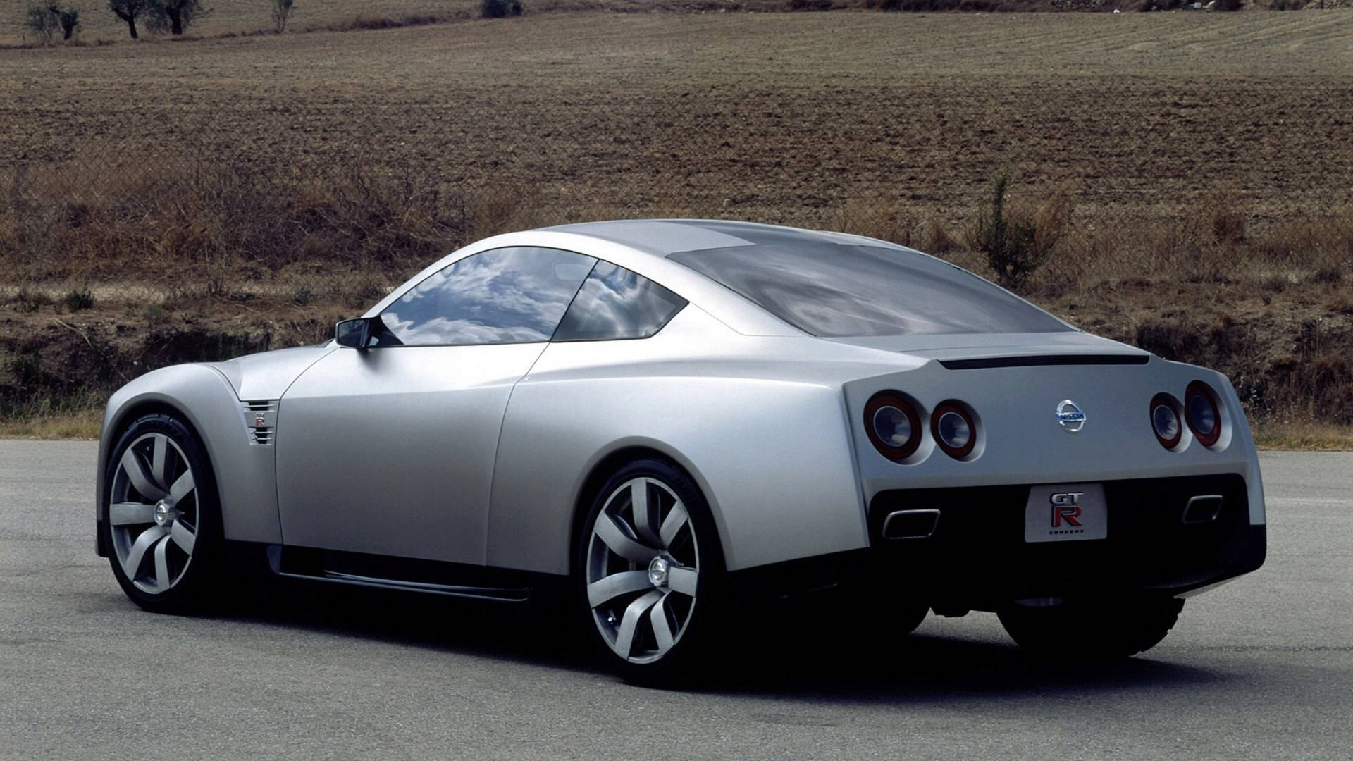 Nissan gtr 2001