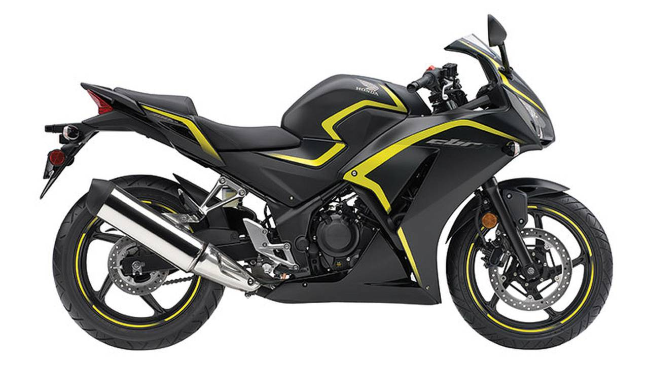 Honda Recalls New CB300s