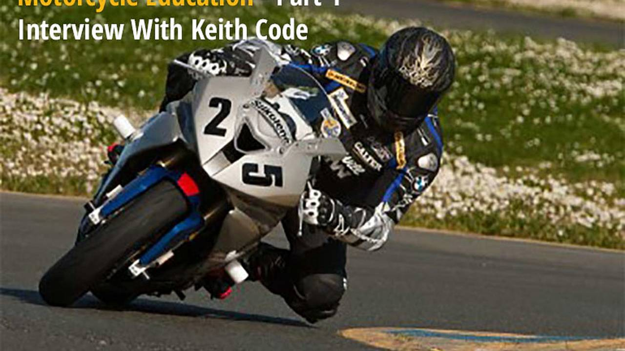 How to Get the Right Motorcycle Education According to Keith Code