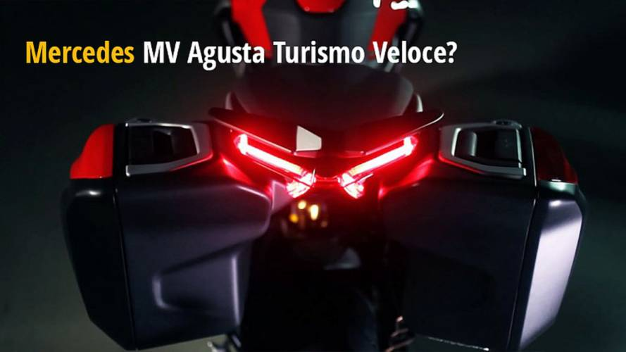 Mercedes MV Agusta Turismo Veloce?