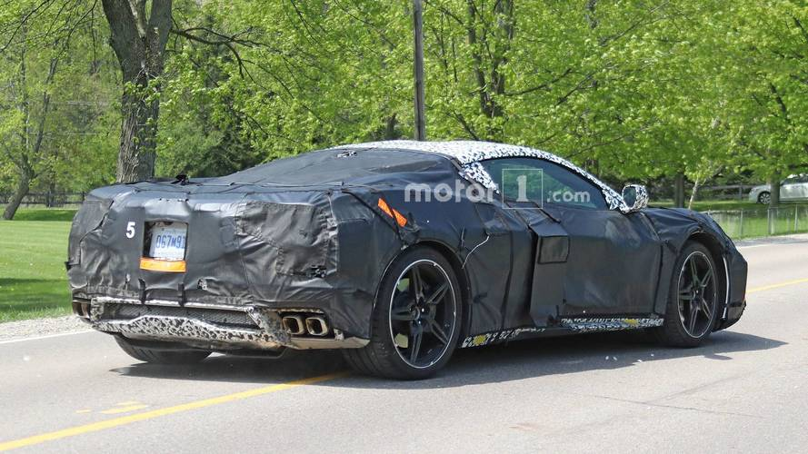 2020 Mid Engined Corvette Everything We Know
