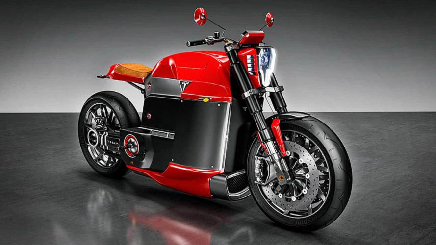 Do We Need A Tesla Electric Motorcycle?