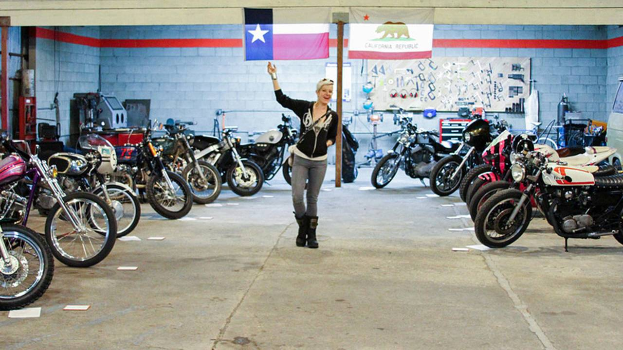 2017 LA Women's Motorcycle Show