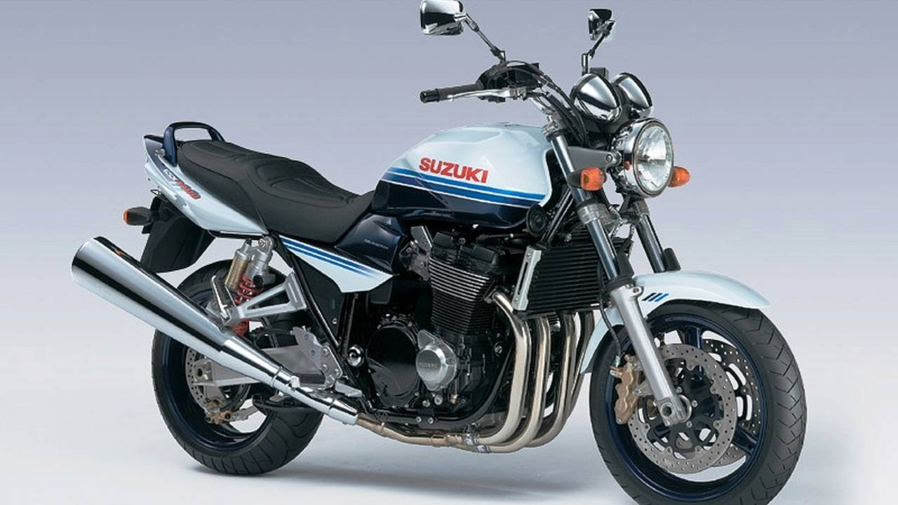The History of Suzuki's Air/Oil-Cooled Machines