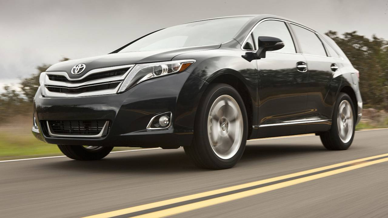 DriveApart Review: 2013 Toyota Venza XLE V6