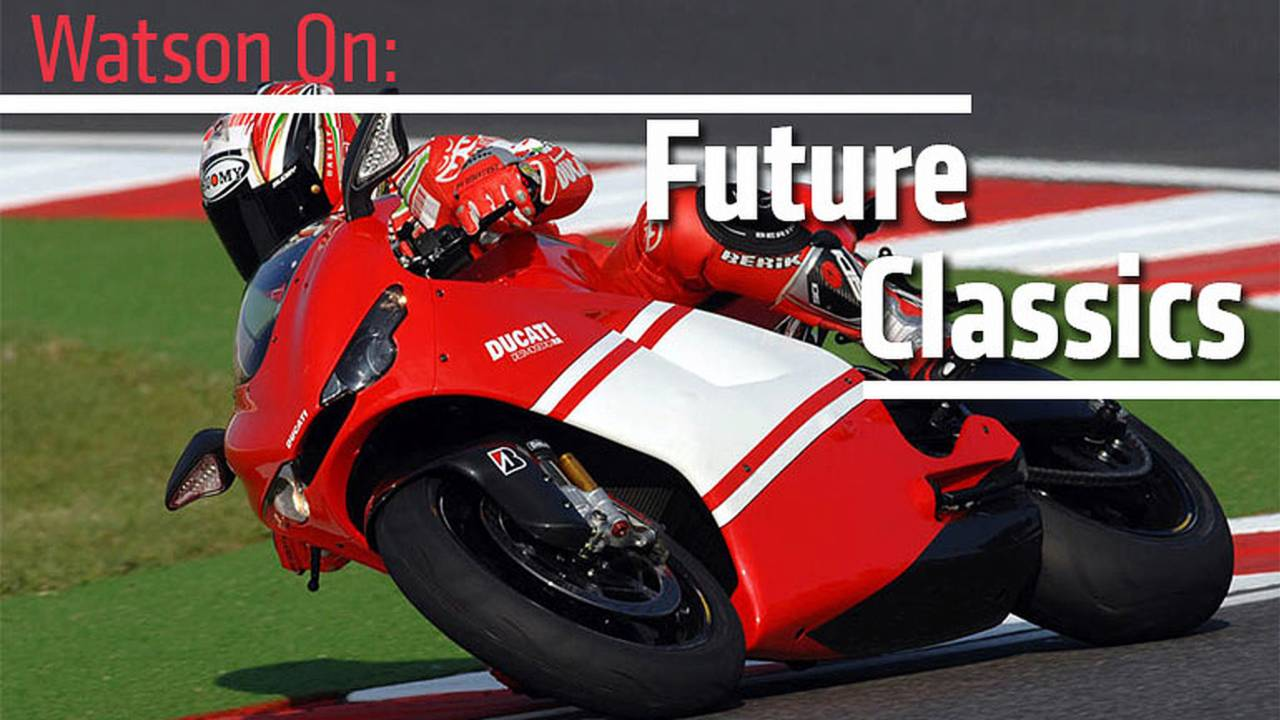 Watson On: Future Classic Motorcycles
