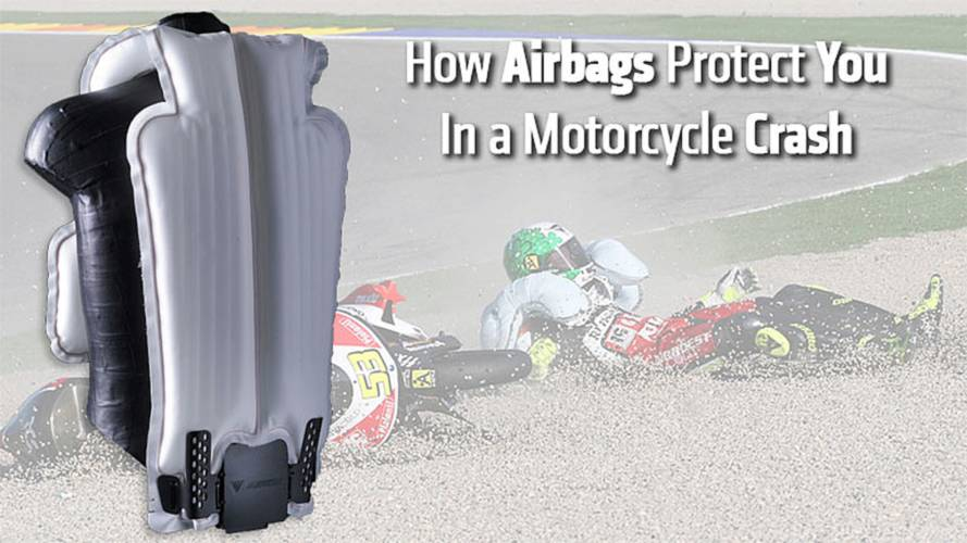 How Airbags Protect You In A Motorcycle Crash