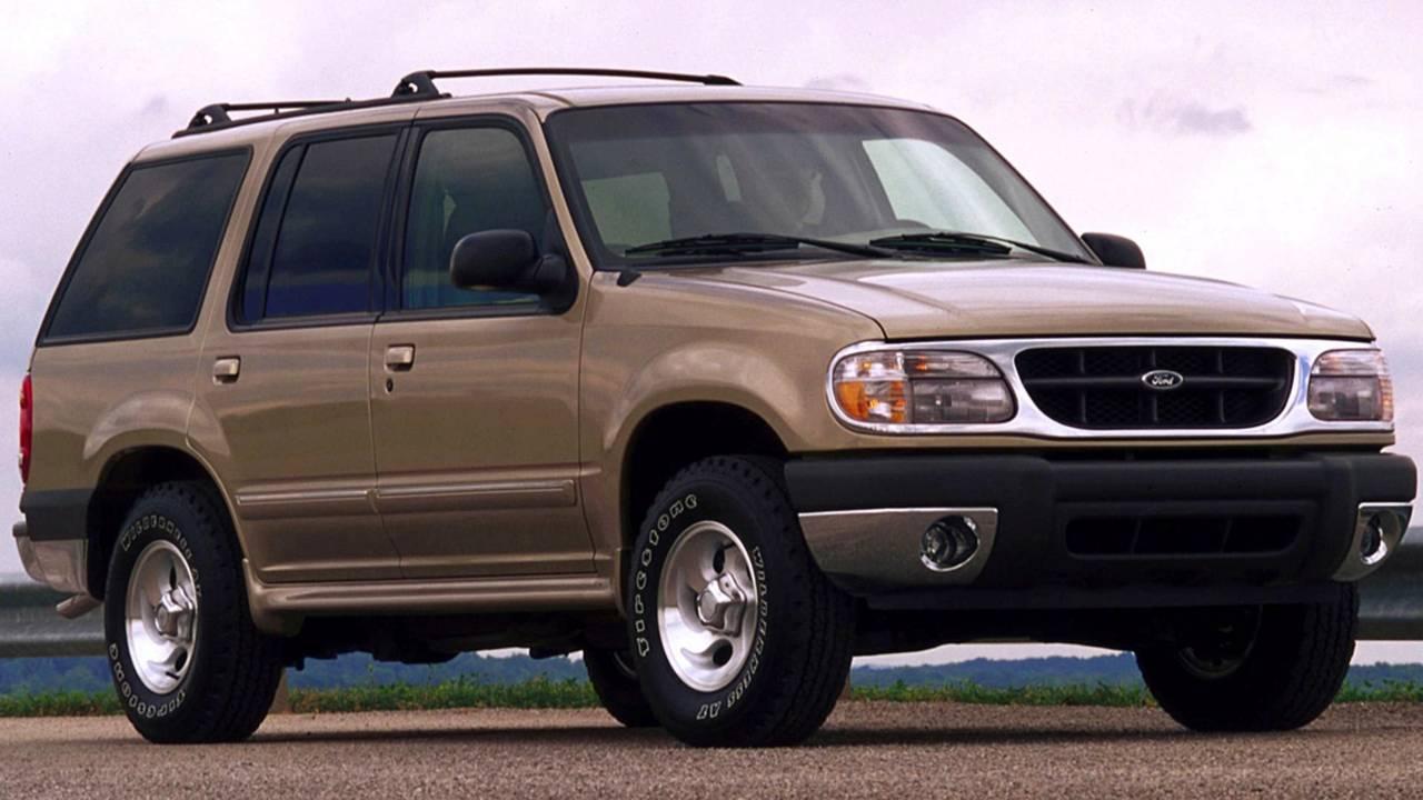 5. Ford Explorer e os pneus Firestone