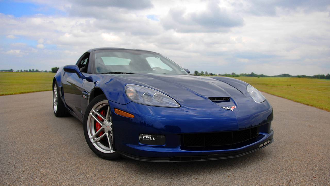 4. Chevrolet Corvette Coupe – 4,939