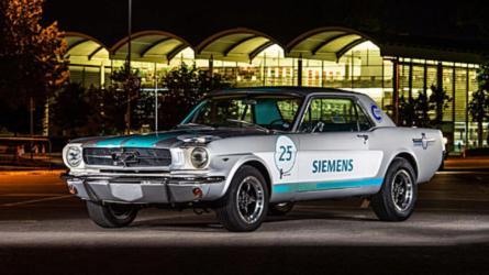 В Гудвуде проедет беспилотный Ford Mustang