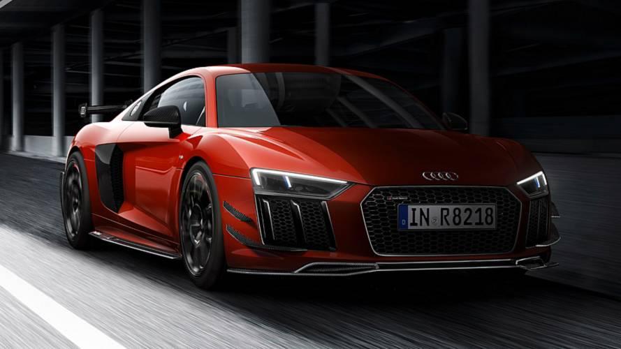 Limitált kiadású Audi R8 V10 Plus látta meg a napvilágot