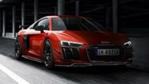 Audi R8 V10 Plus with Audi Sport Performance parts