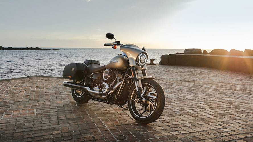 Second Look: 2018 Harley-Davidson Sport Glide
