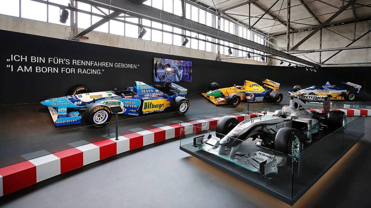 Michael Schumacher Private Collection