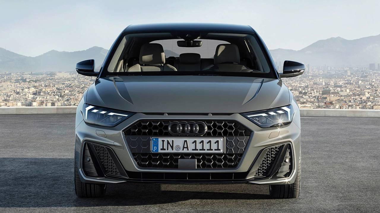 Audi A1 2018 vs. A1 2015