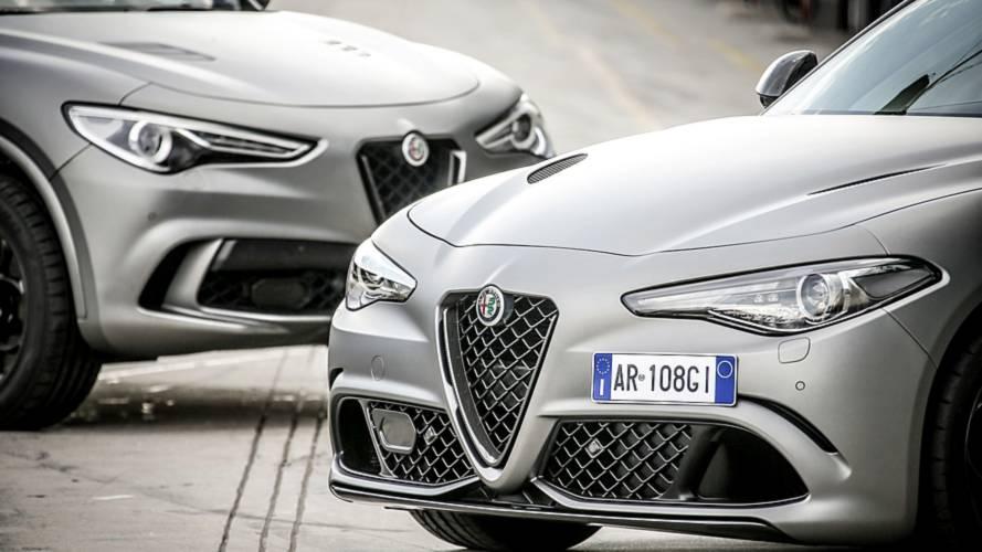 Alfa Romeo rappelle 60'000 voitures dans le monde