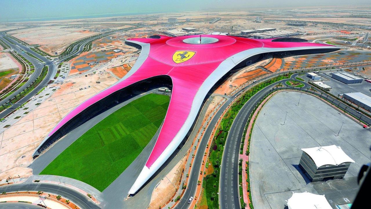 Ferrari World - Abu Dhabi, UAE