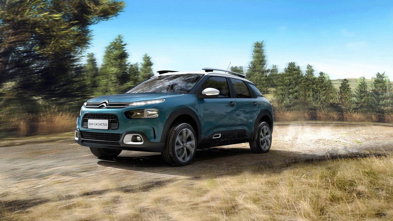 Citroën C4 Cactus BR - Primeiras imagens