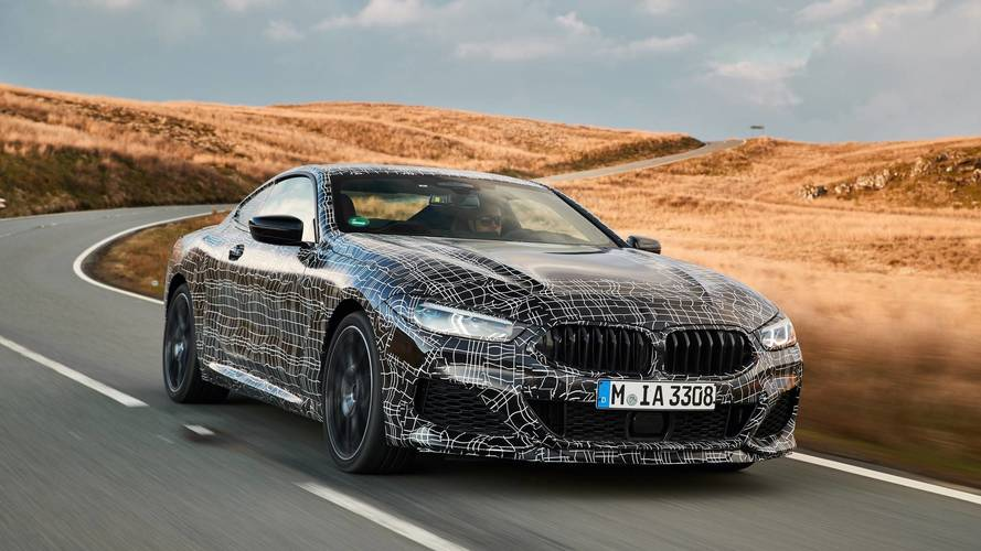 BMW M850i Coupé xDrive 2018: confirmado, con 530 CV