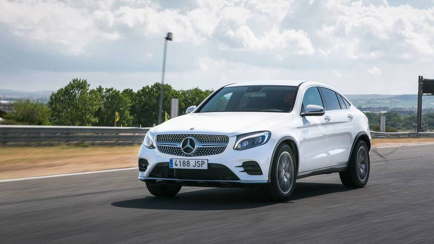 Prueba Mercedes-Benz GLC Coupé 250 d 4MATIC