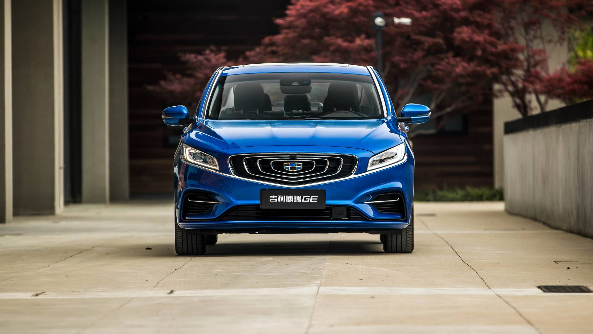 Geely S New Flagship Saloon Shows Global Intent