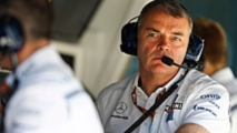 David Redding, Team Manager, Williams