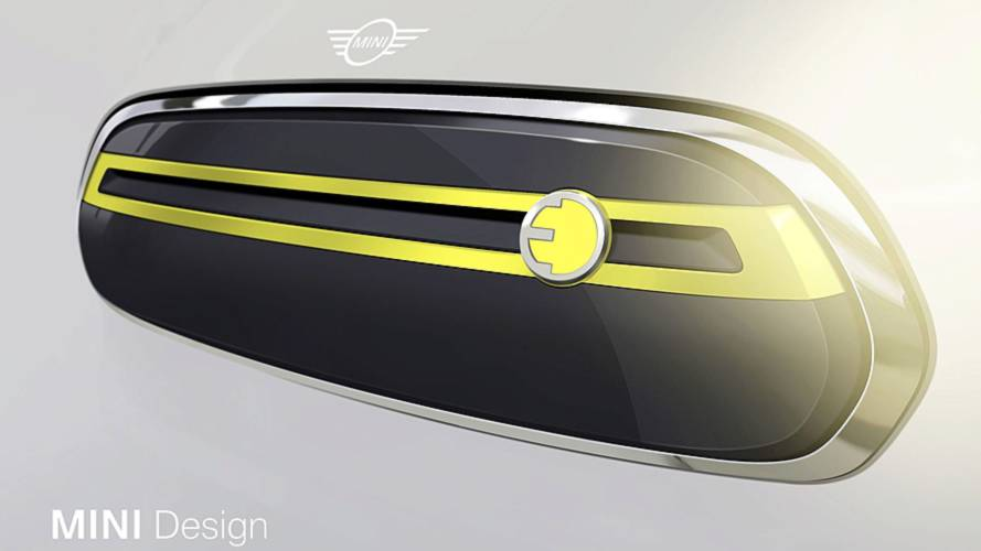 Mini Reveals Sketches Of Upcoming Electric Car