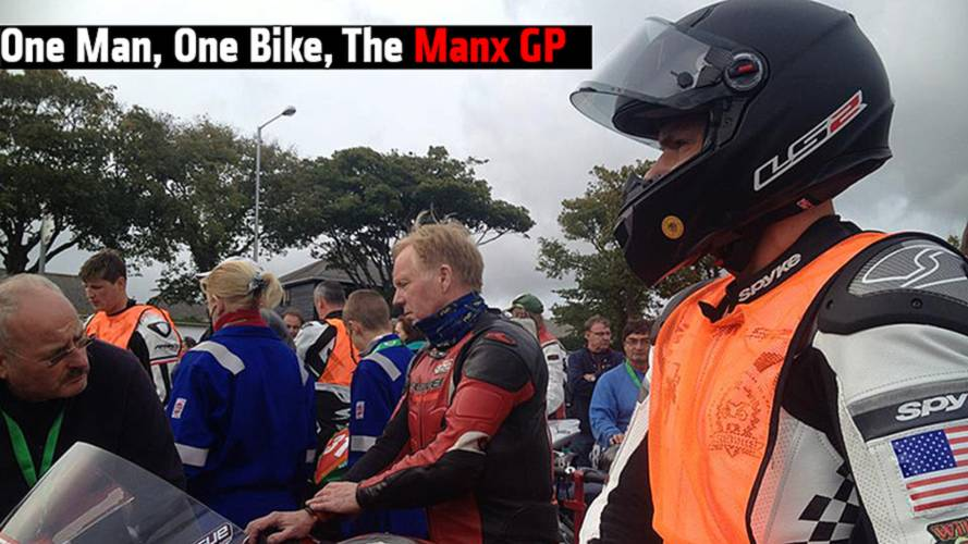 One Man, One Bike: Aaron League's Manx GP Diary