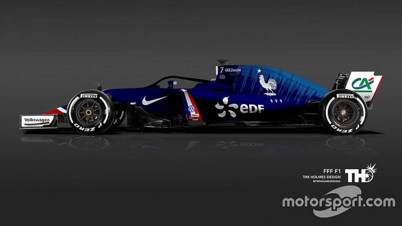 F1 Team França