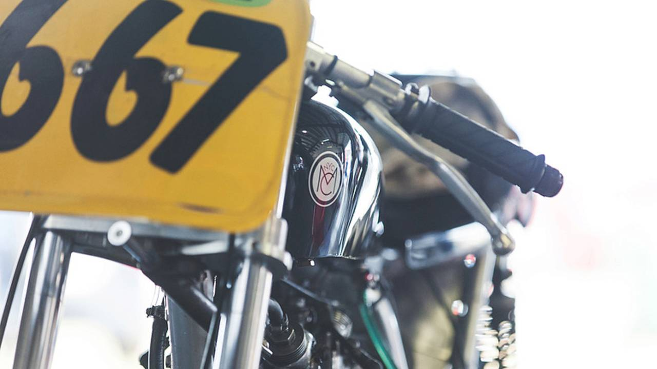 Why You Should Consider Vintage Motorcycle Racing: Rider Profile Larry Morris