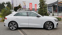Audi SQ8 Uncovered Spy Photos