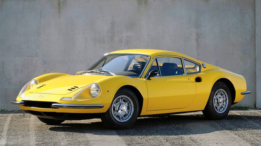 Ferrari Dino Spiritual Successor Not Happening In The Near Future