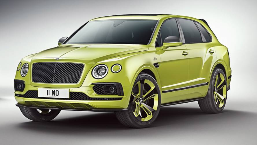 Bentley Bentayga Speed to pack more power than Lambo's Urus?