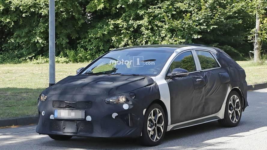 Kia Proceed GT ilk kez kamuflajlı olarak görüntülendi