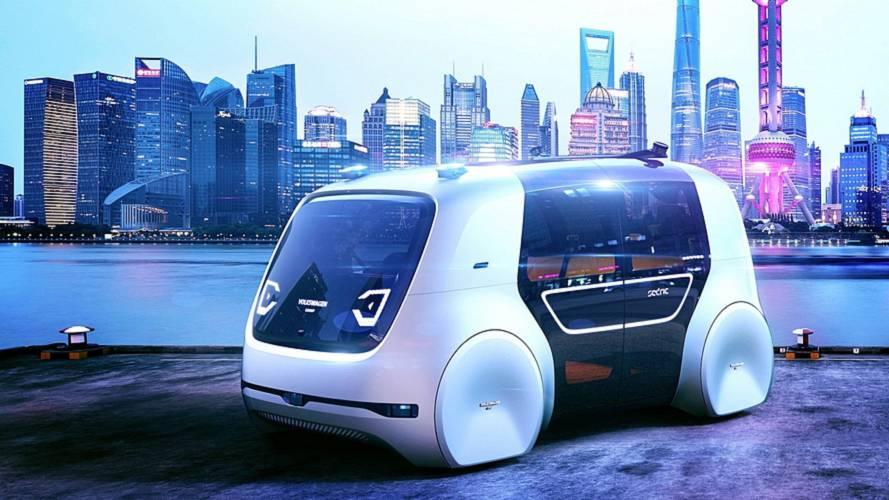 Volkswagen, l'auto elettrica secondo MoDo