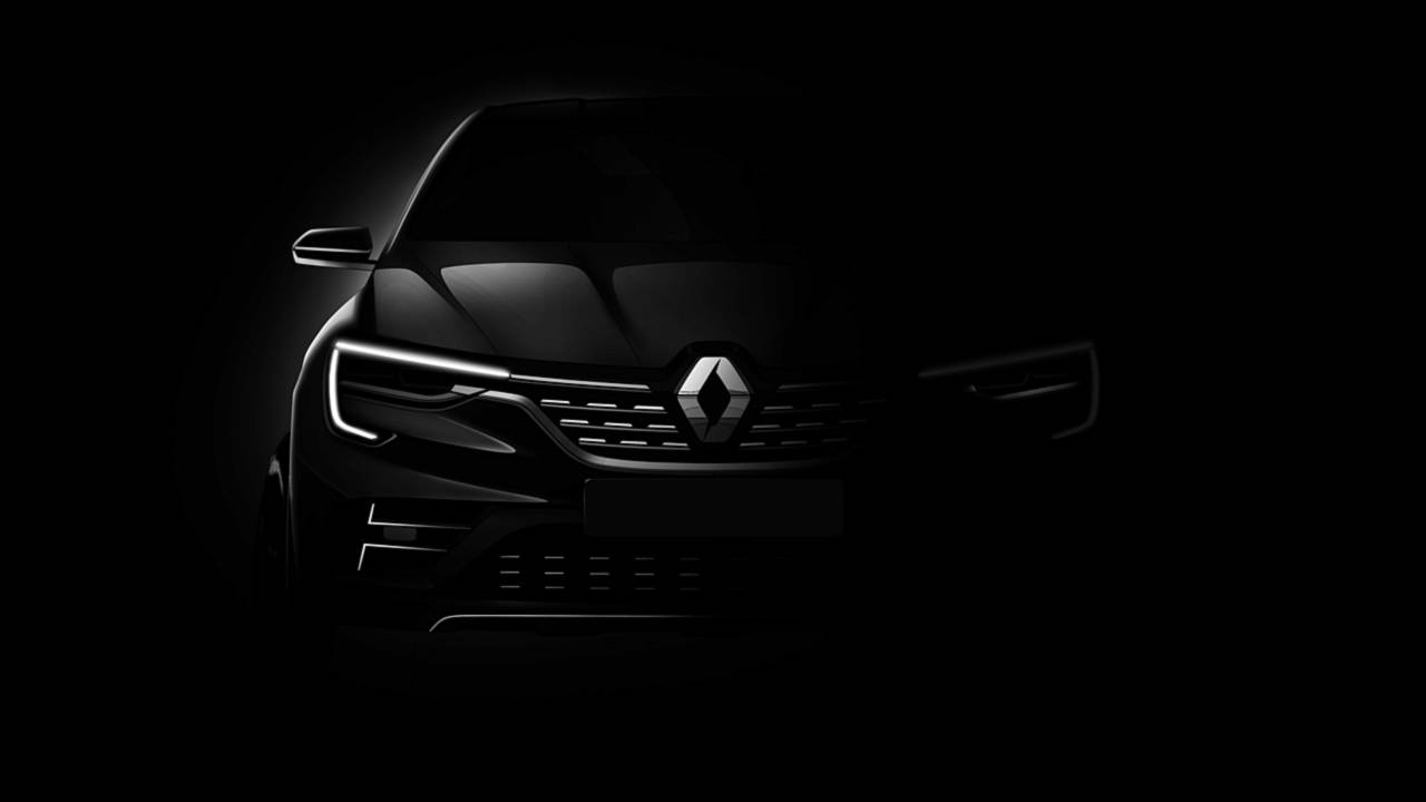 Renault Crossover Russie