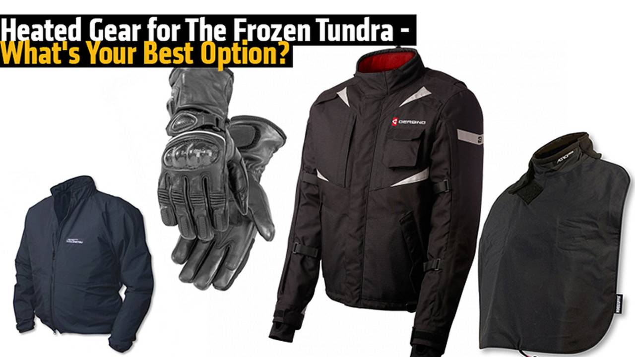 Heated Gear for The Frozen Tundra - What's Your Best Option?