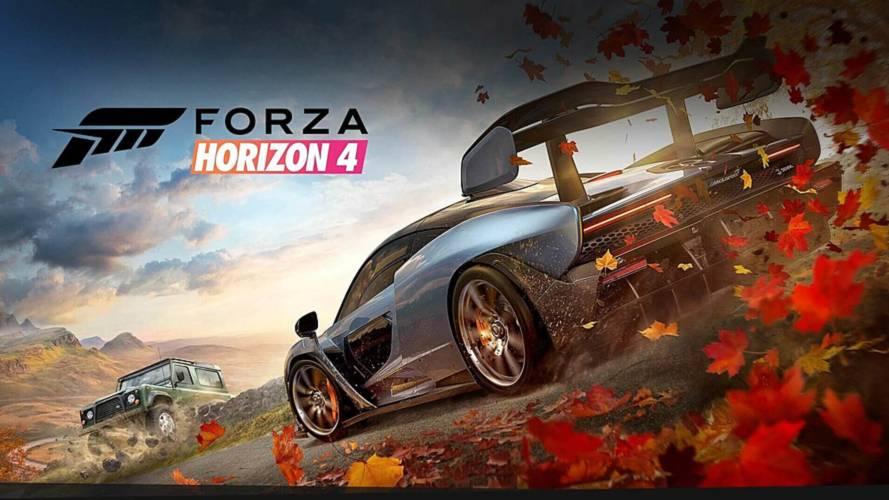 Forza Horizon 4'te yer alacak tüm otomobiller belli oldu