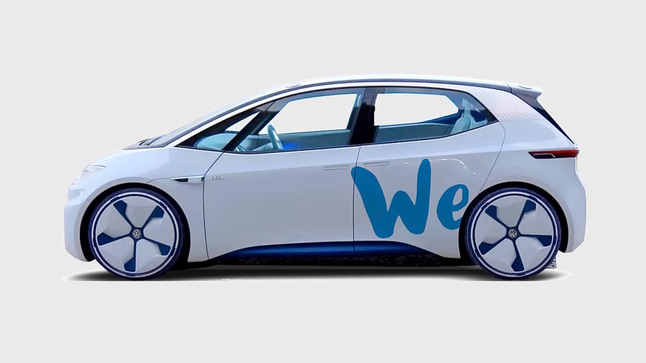Volkswagen I.D. We