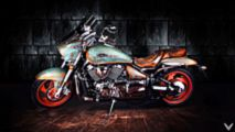 is this suzuki boulevard custom art we cant decide