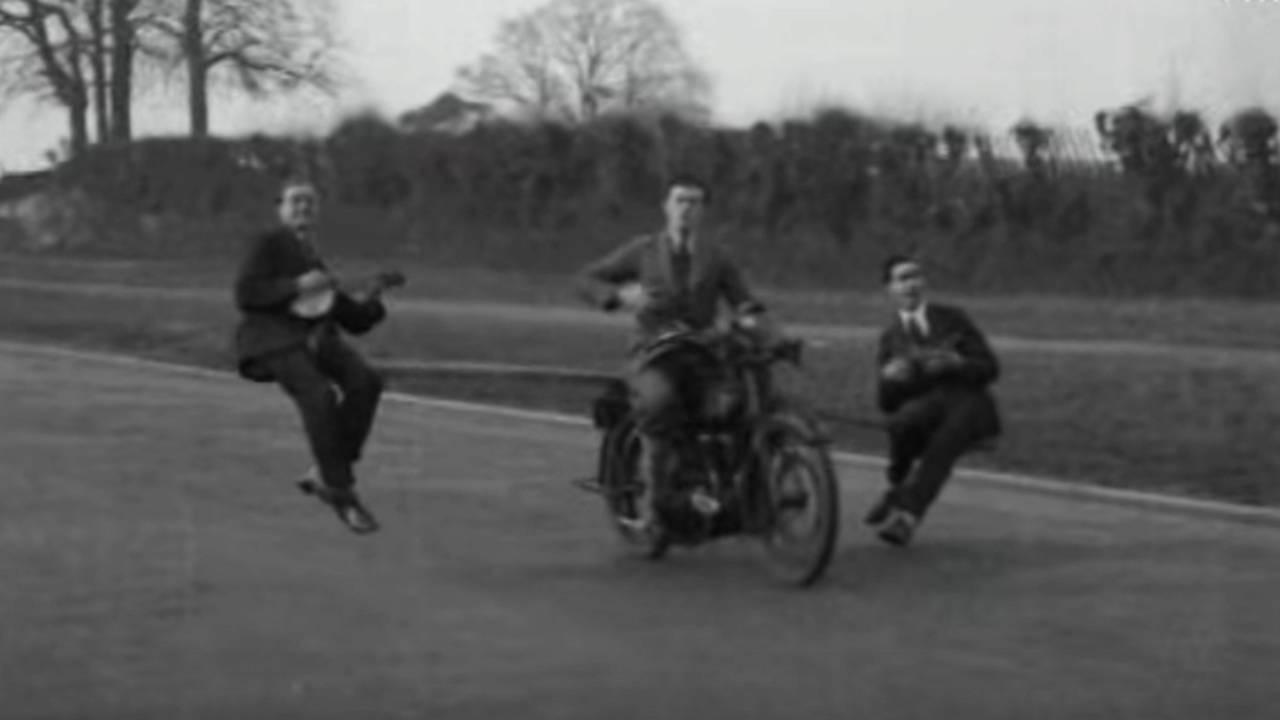 Film Vault: The Motorcycle Band