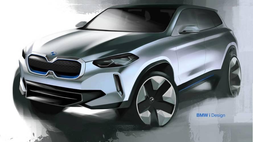 BMW, iX3'ü Çin'de üreteceğini açıkladı